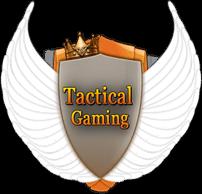 Tactical-Gaming Logo